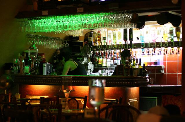 Comptoir de l'absinthe bar d'Antibes