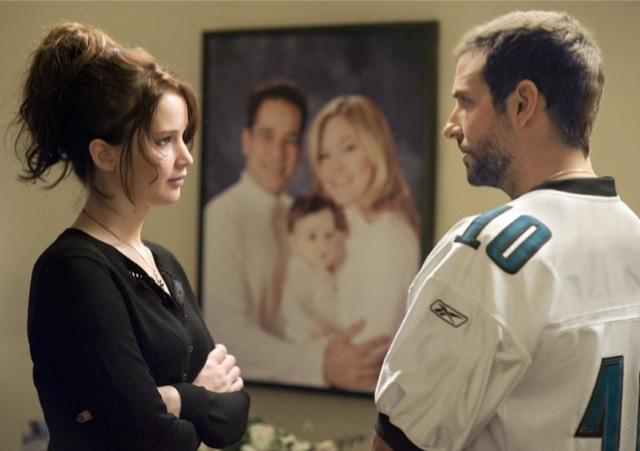 image du film Happiness Therapy avec Bradley Cooper et Jennifer Lawrence