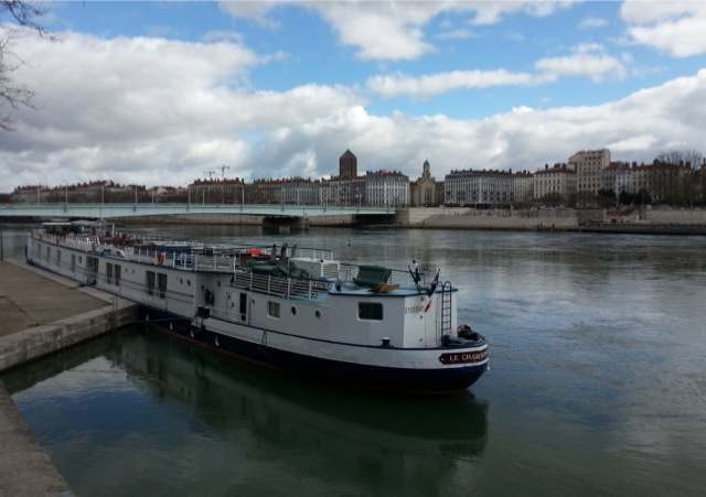 Visiter Lyon en 2 jours, bords de Rhône