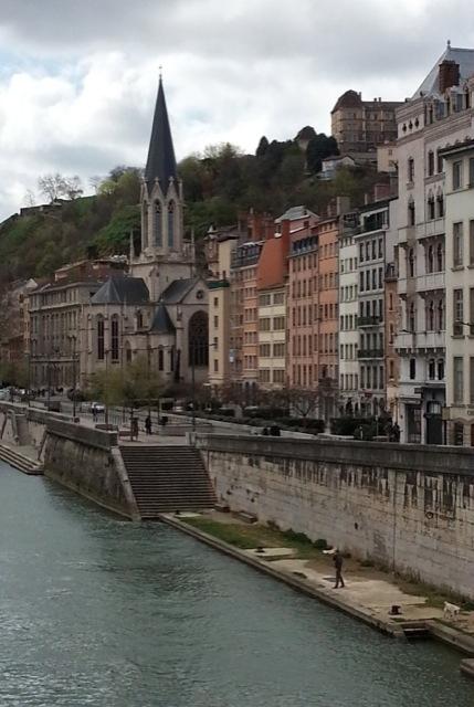 Visiter Lyon en 2 jours, église Saint-Georges