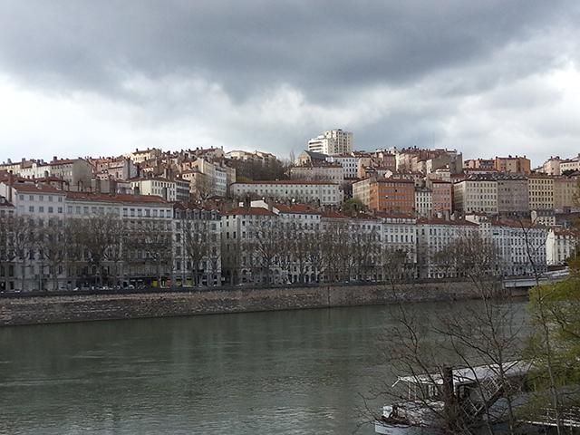 Visiter Lyon en 2 jours, quartier Croix Rousse
