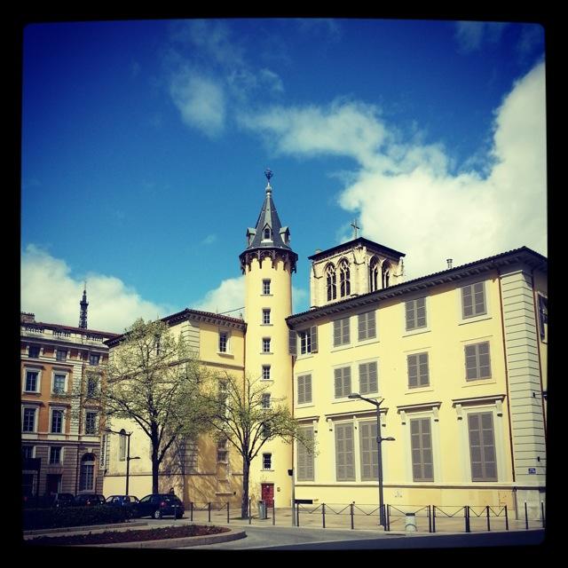 Visiter Lyon en 2 jours, Palais Saint-Jean