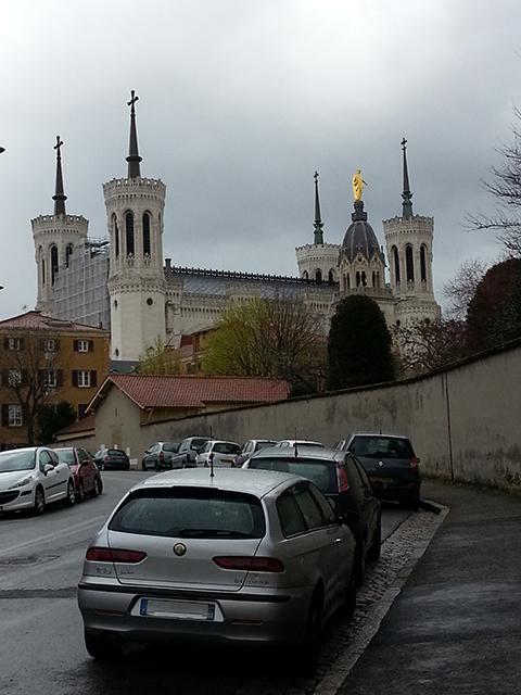 Visiter Lyon en 2 jours, Basilique Notre Dame de Fourvière
